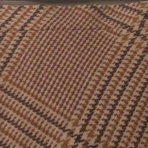 Tory Burch Skirts - Plaid size 14 Tory Burch skirt